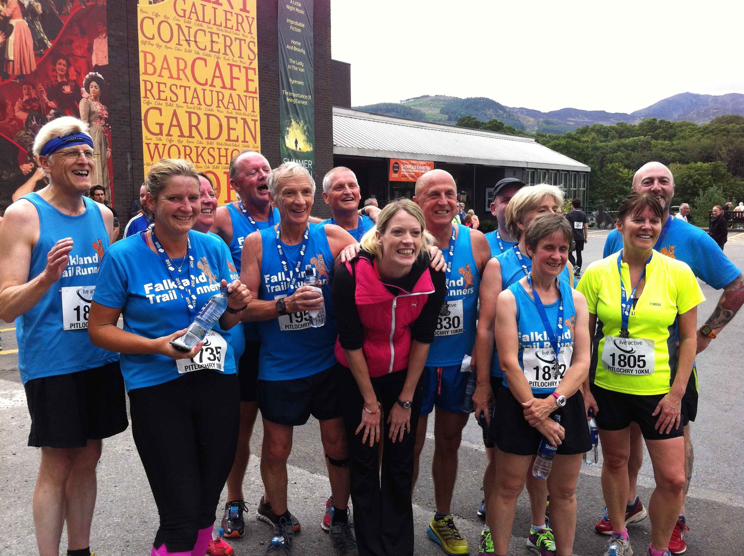 Enter now for the jogscotland Challenge Pitlochry 5K! 1