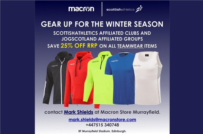 Macron Offer website