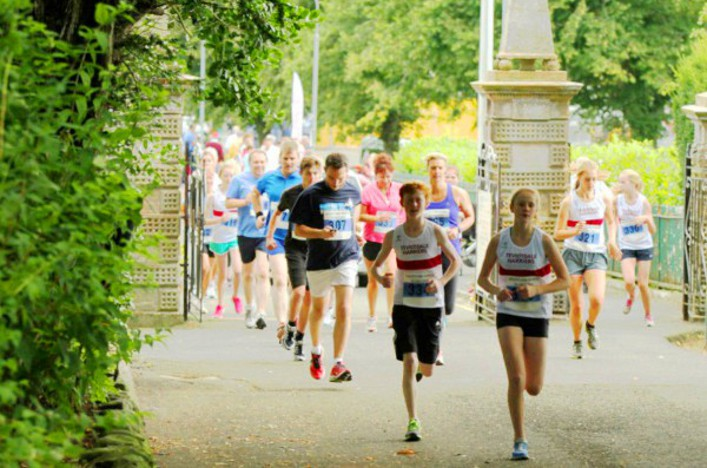 Enter now for the Hawick 5K!